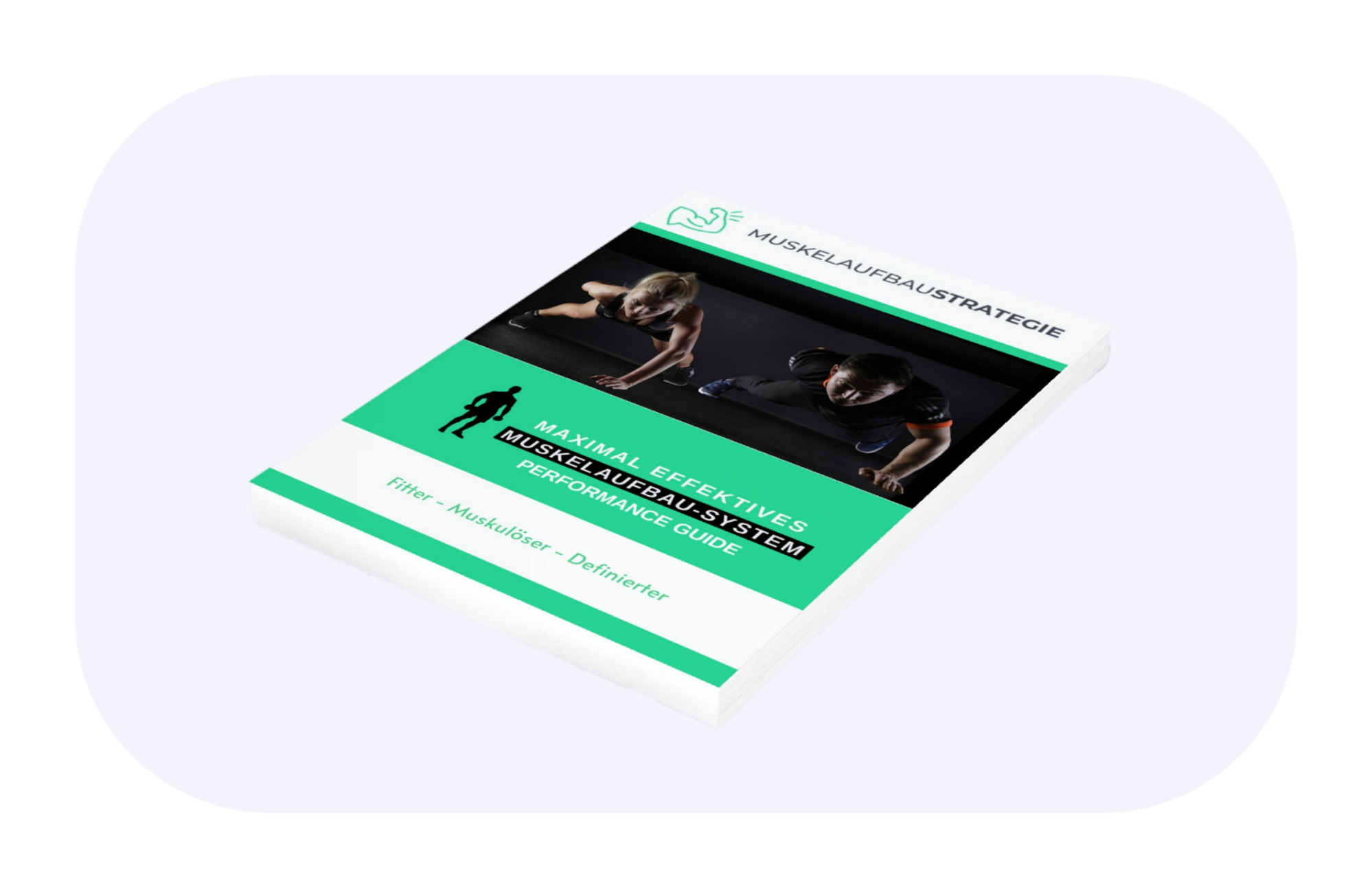 Muskelaufbau, Fitness, Ebook, Performance Guide