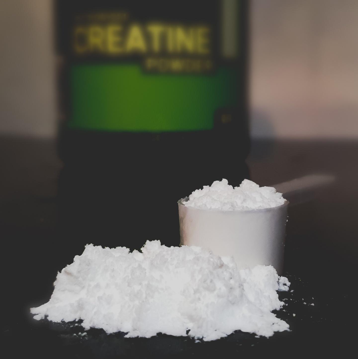 Die Kreatin-Strategie
