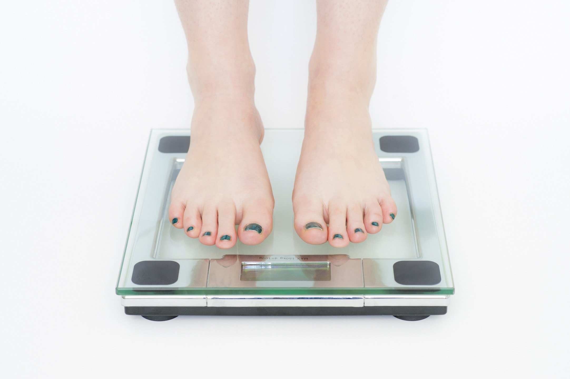 Körperfettanteil messen, Waage, Körperfettwaage