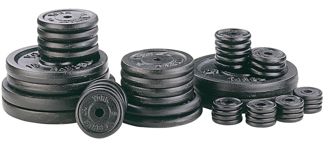 Muskelaufbau, Hanteln, Gewichte