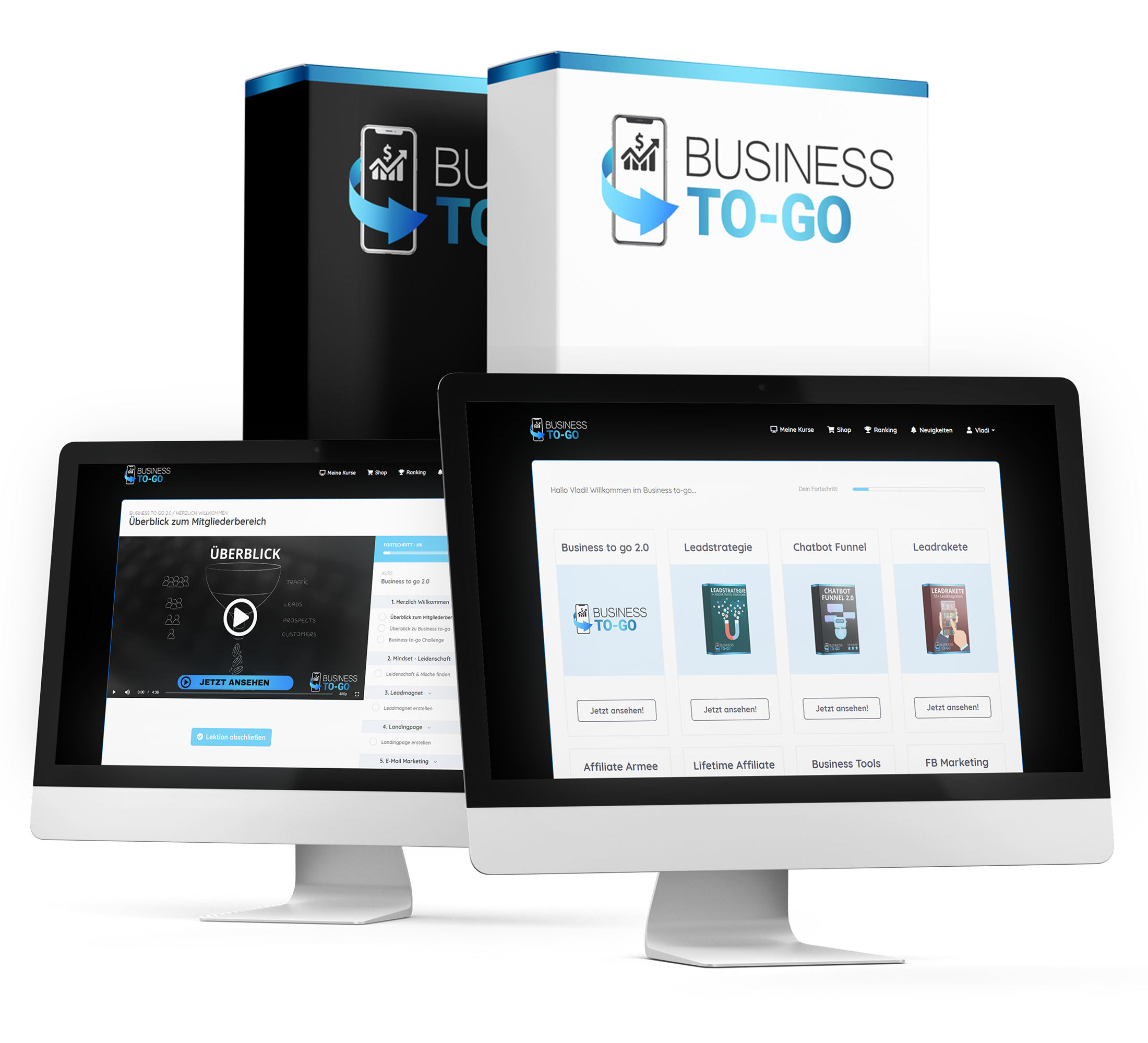 business to go kurs