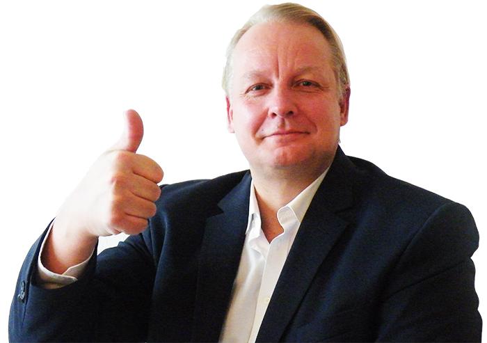 Ihr Mann für Hamburg Lars Jürgensen