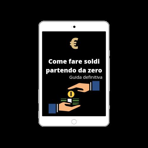 Foto prodotto come fare soldi partendo da zero