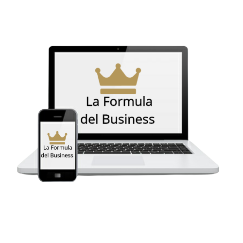 La Formula del Business logo