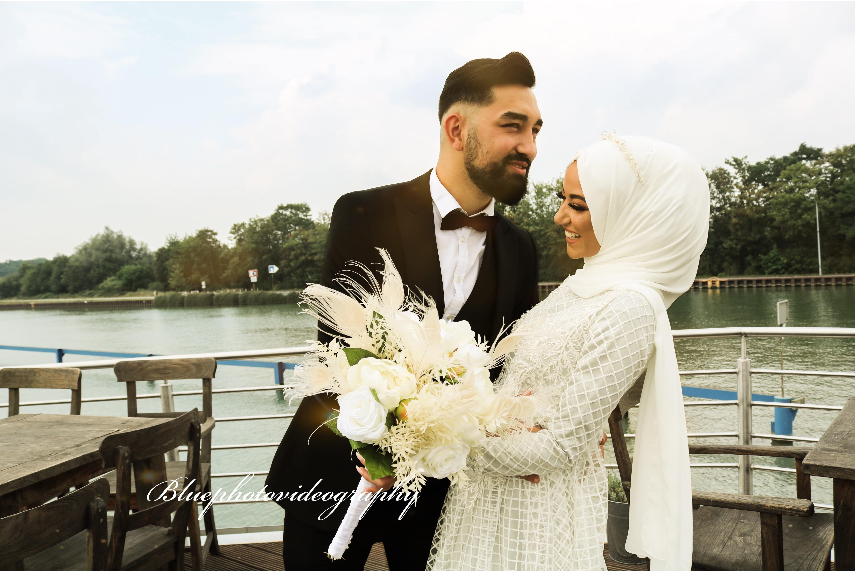Standesamtliche Trauungsfeier von Fatima & Abdurrahman Marina Rünthe