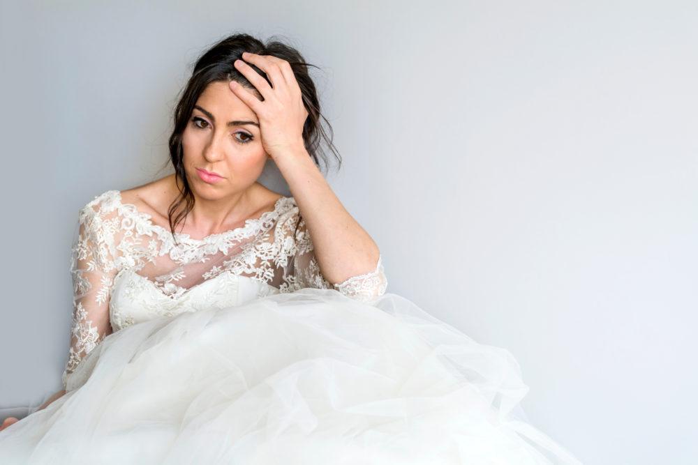 Diese 7 Fehler machen alle Bräute vor Ihrer Hochzeit