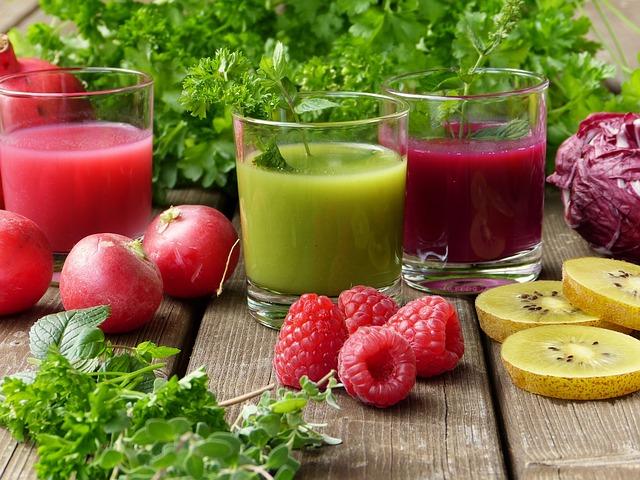 Fingerfood Obst und Gemüse
