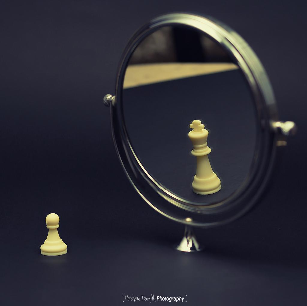 Selbstreflexion (Widerspiegelung)