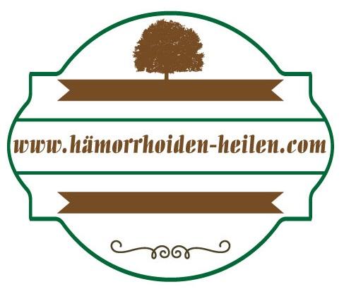 Das Logo von Hämorrhoiden heilen