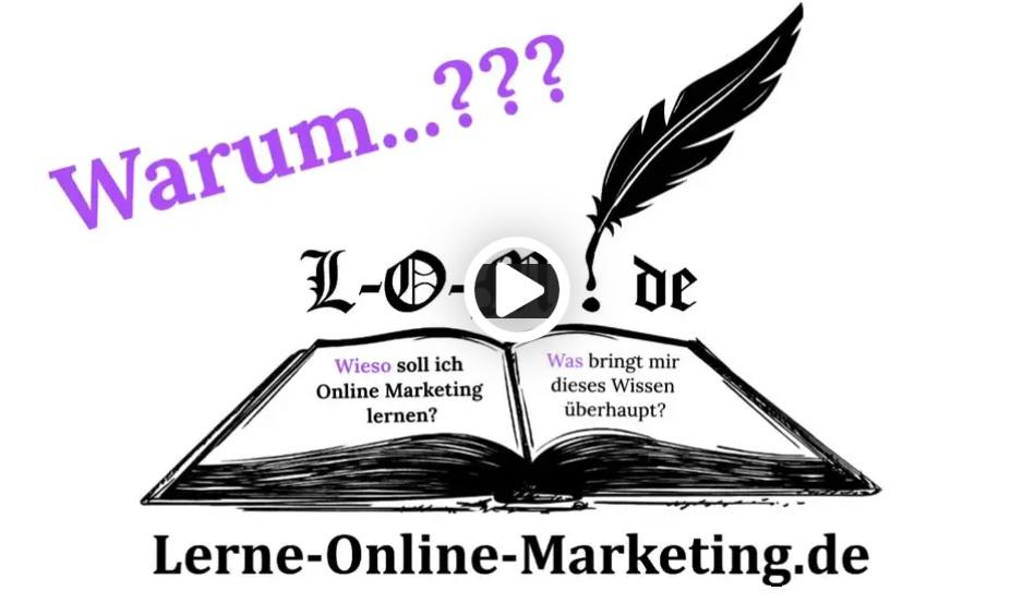 [Video] Warum L-O-M.de?