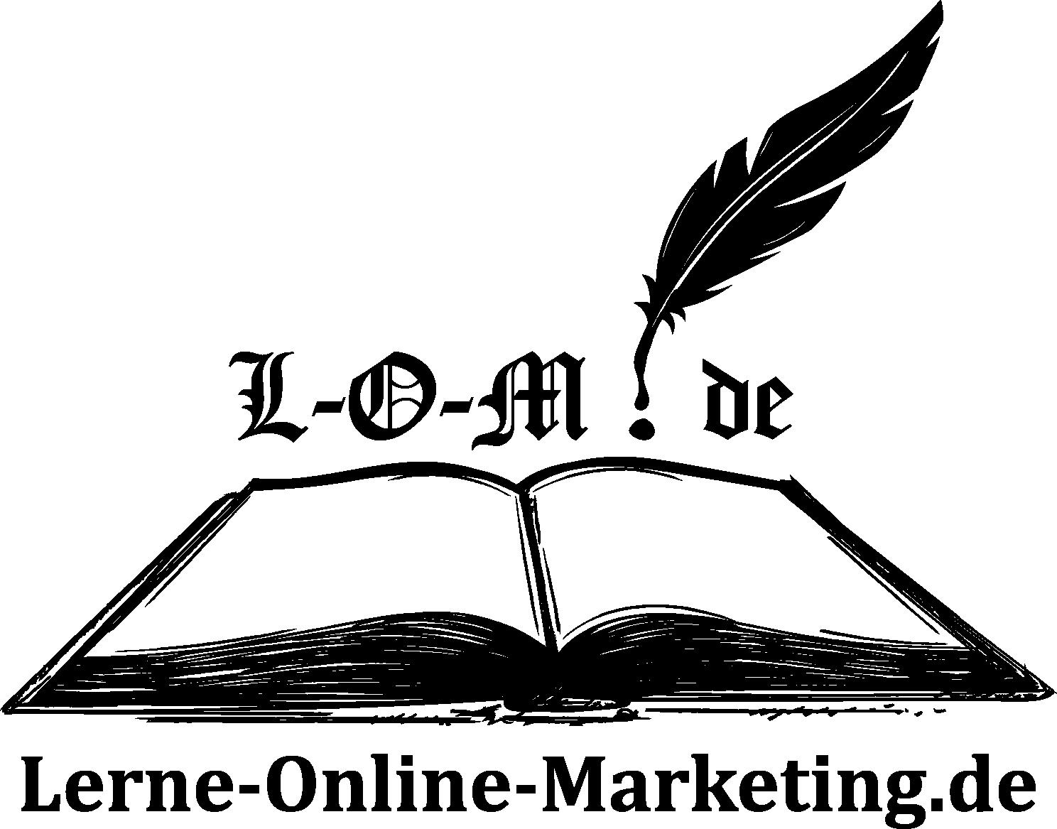 L-O-M.de Logo