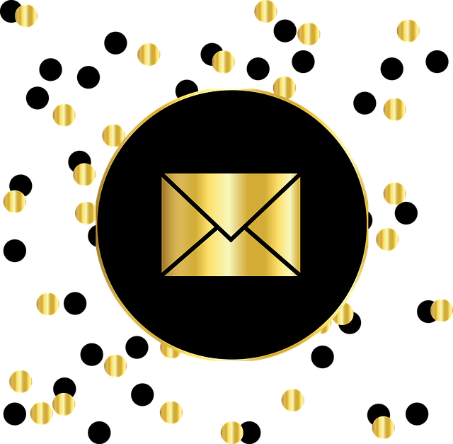 email logo gold