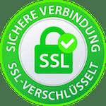 SSL-Verschlüsselt durch Checkdomain.de