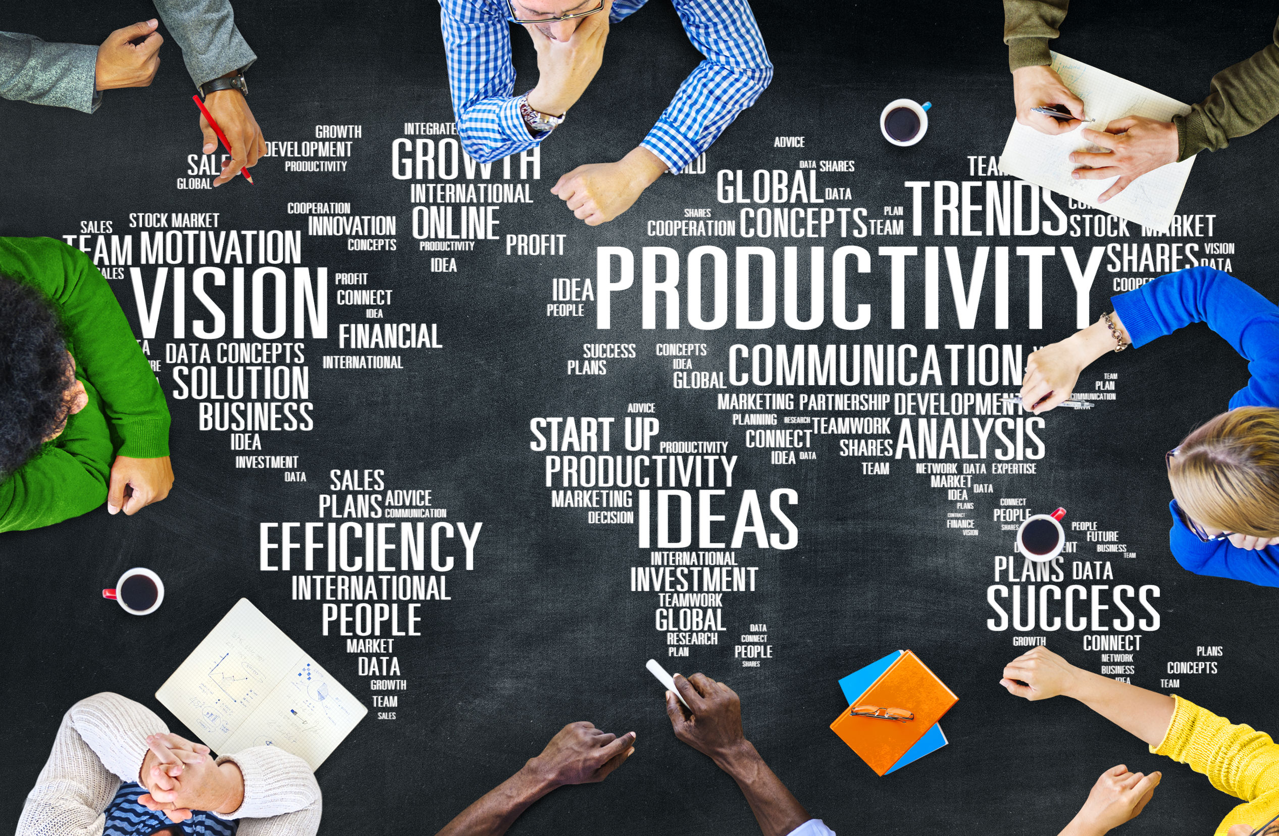 Produktivität steigern durch Erinnerungen