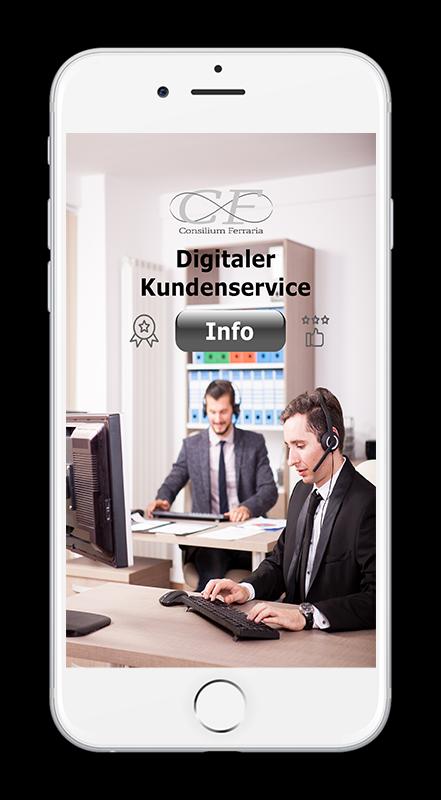 Der Digitaler Kundenservice