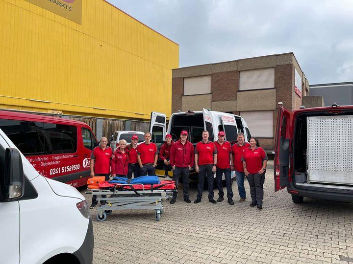 Auch wir helfen! In Eschweiler & Bad Münstereifel (17.07.2021)