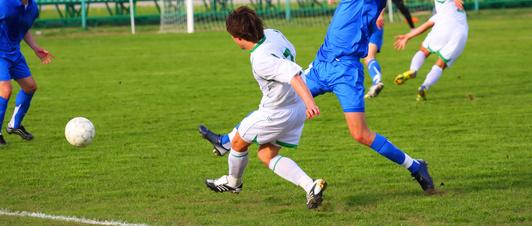 Gesundes Bindegewebe ist die Grundlage für Leistung im Sport.