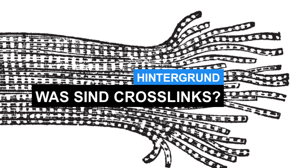 "Crosslinks - Was sind ""Crosslinks""?"