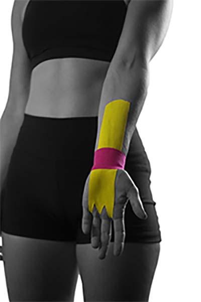hand tapen