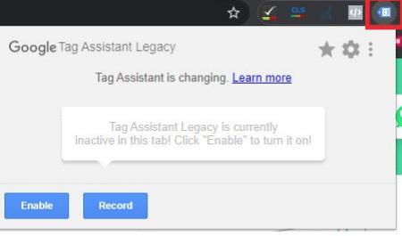 SEO Audit Tag Assistant