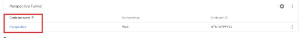 Google Analytics Tag