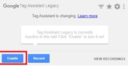 Google Tag Manager Wordpress verbinden überprüfung