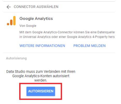 google data studio analytics