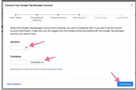 Facebook Pixel Google Tag Manager verbinden