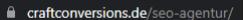 SEO Audit URL Kurz
