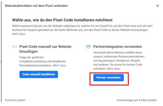 Facebook Pixel Partner
