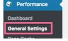 wordpress w3 total cache settings