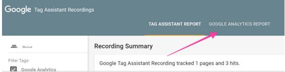 UTM Parameter Tag Assistant Report